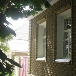 гиперпрессованный кирпич фото домов
