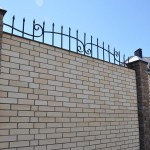 кирпич  облицовочный на забор