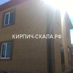 кирпич солома и коричневый фото дома