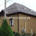 облицовочный кирпич солома скала фото дома